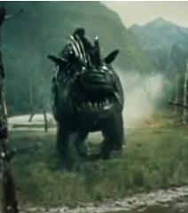 Uintatherium (The Last Dinosaur)