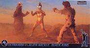 Jack vs Alien Nackle Black King
