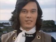 Hideki in Ultraman Taro