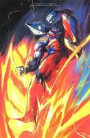 TigaKick Manga