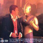 Kiyotaka with creator