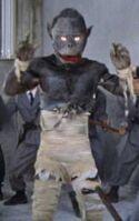 Mummy Man-being
