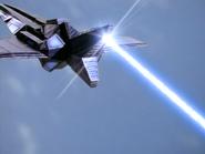 Sydevakter (Ship Mode) Energy Blast