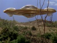 Alien Zetton Saucer