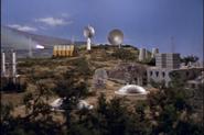 TAC Far East Branch Base radar