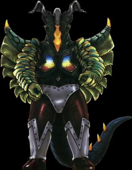 Alien Bemton King