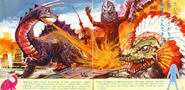 Jack and Kaiju picture book II