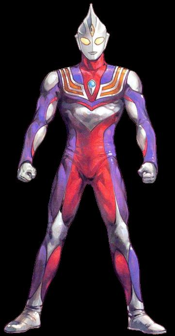 Ultraman Tiga (Dark Horse Manga)