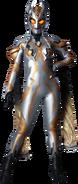 Ultraman Trigger Carmeara render