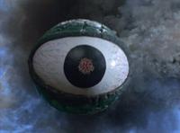 Alien Akuma eye