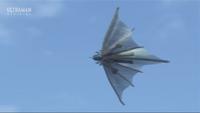 Alien Temperor Mebius Winged Flight