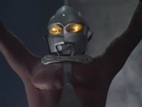 Delusion Ultraseven ''angry''