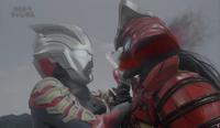 Gurenki face to face