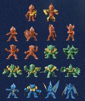 USFL OVA Select Figures