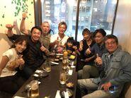 Ultraman Dyna Cast Reunion