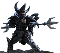 Armored Darkness I