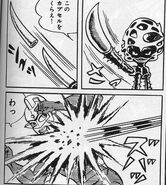 Chibu Manga Freezer Spike