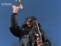 Alien Fire Double-Barrel Pistol