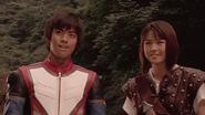 Tsubasa with Mahoroba