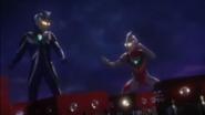 Ultraman Gaia vs Queen Mezard - YouTube - Google Chrome 8 11 2017 2 25 17 PM