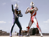 World of Ultraman Gaia