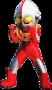 Ultraman Pict Render
