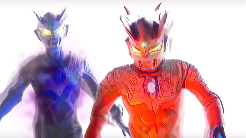 Illusion Ultraman Zero