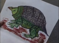 Eledortus drawing