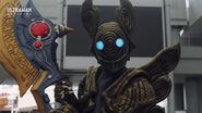 Alien Barossa II Galactron Veil