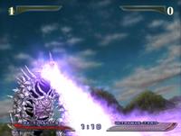 EX Tyrant II Purple Flame