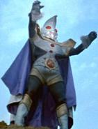 King Voilet Ultra Mantle