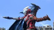 Ultraman Geed vs. Zegun