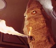 Alien Quraso Flames