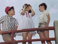 Honsino with kids