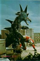 Muruchi v Ultraman Jack