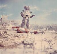 Ultraman Jack vs Alien Varduck