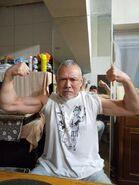 Ryo Kinomoto Muscles