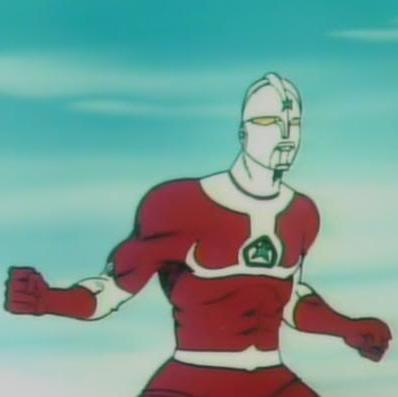 Ultraman Joneus Palsu