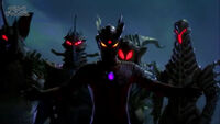 Zero Darkness(Belial),Darkness Four & Tyrant