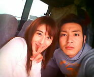 Risa & Takeshi