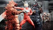 Ultraman-Leo-Gillas-Brothers