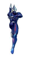 Ultraman Tiga manga pic