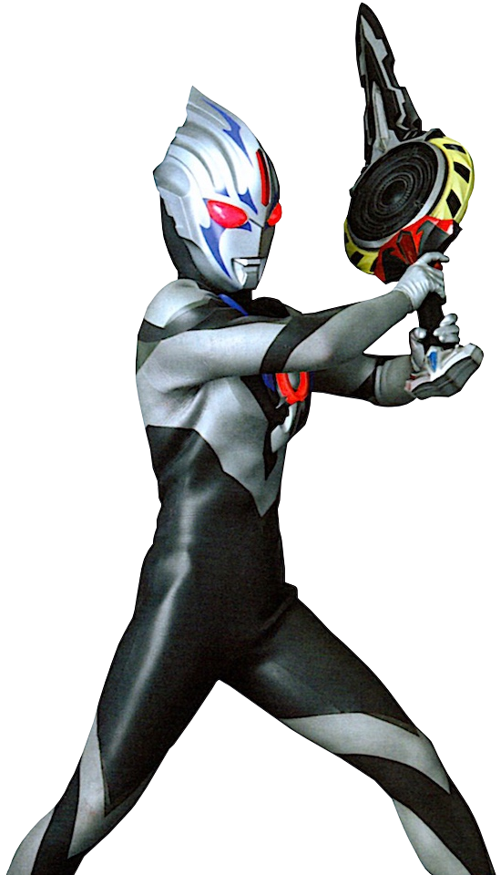 Ultraman Orb Darkness