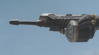 King Joe Black Arm Cannon