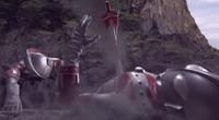 Robot Ultraman Jack Ultra Lance