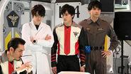 Seiya, Akito, Kengo & Haruki