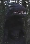 Trex suit damaged