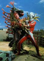 Ultraman-taro-birdon