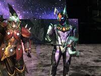 Z and Alien Bat