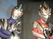 Ultraman Ga evl ultrmn